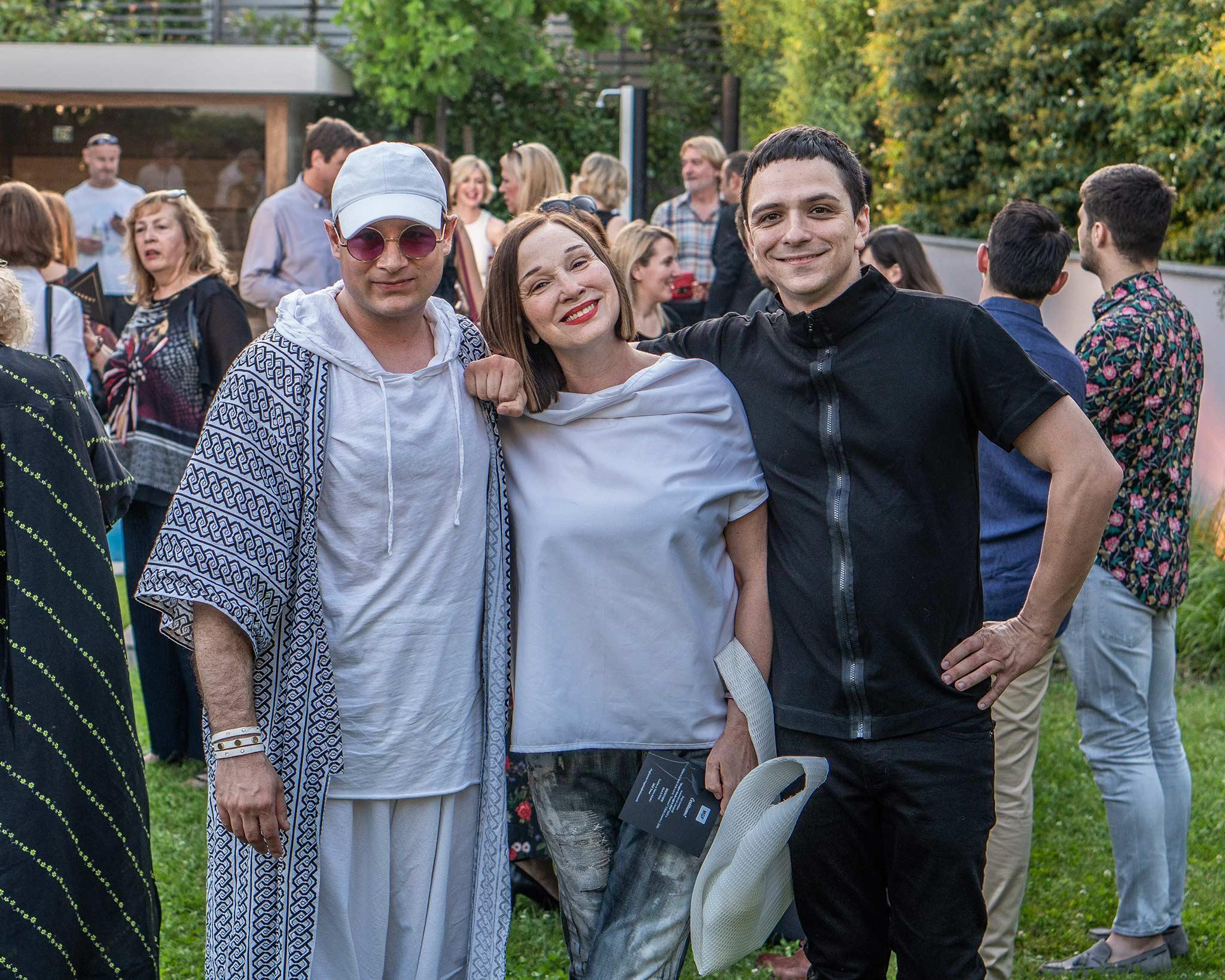 Mario Mise, Loredana, Tomislav Bahoric
